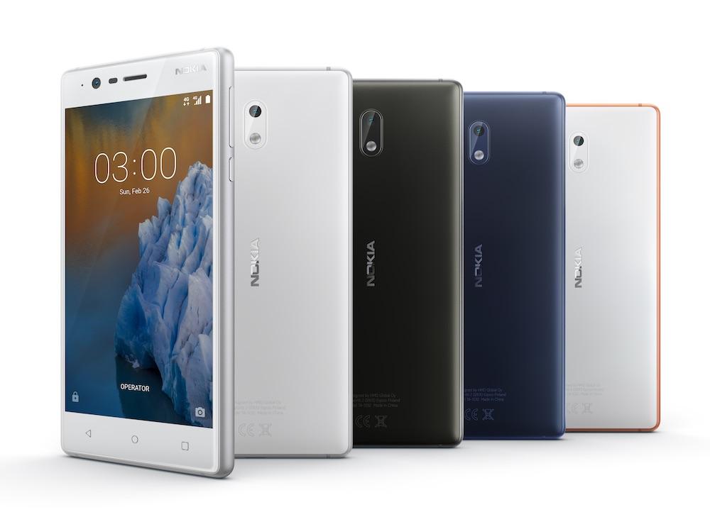 Actualización de sistema operativo: Nokia 3 comienza a recibir Android 8.0 Oreo