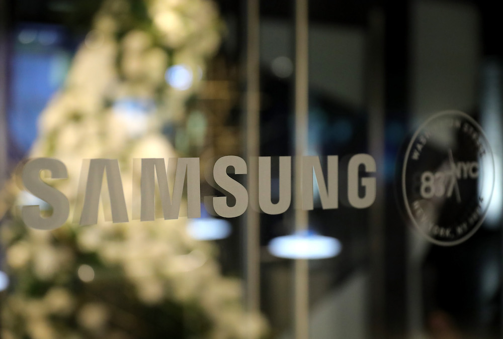 """El smartphone flexible de Samsung, también llamado """"Galaxy X"""", se lanzará en algún momento de 2019"""