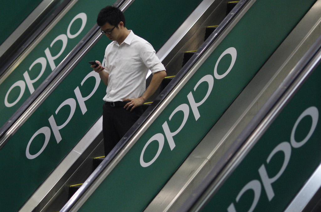OPPO F5 aparecerá primero en Filipinas este 26 de octubre