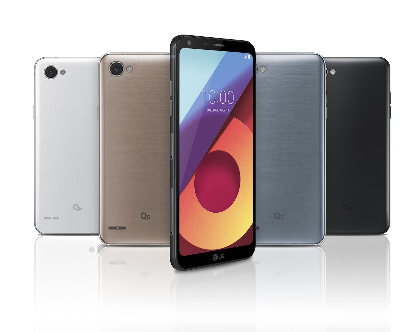 Android 8.1 Oreo comienza a distribuirse para el LG Q6