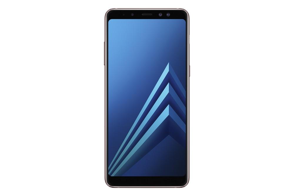 Samsung Galaxy A8 (2018) comienza a recibir su parche de seguridad de Android del mes de marzo
