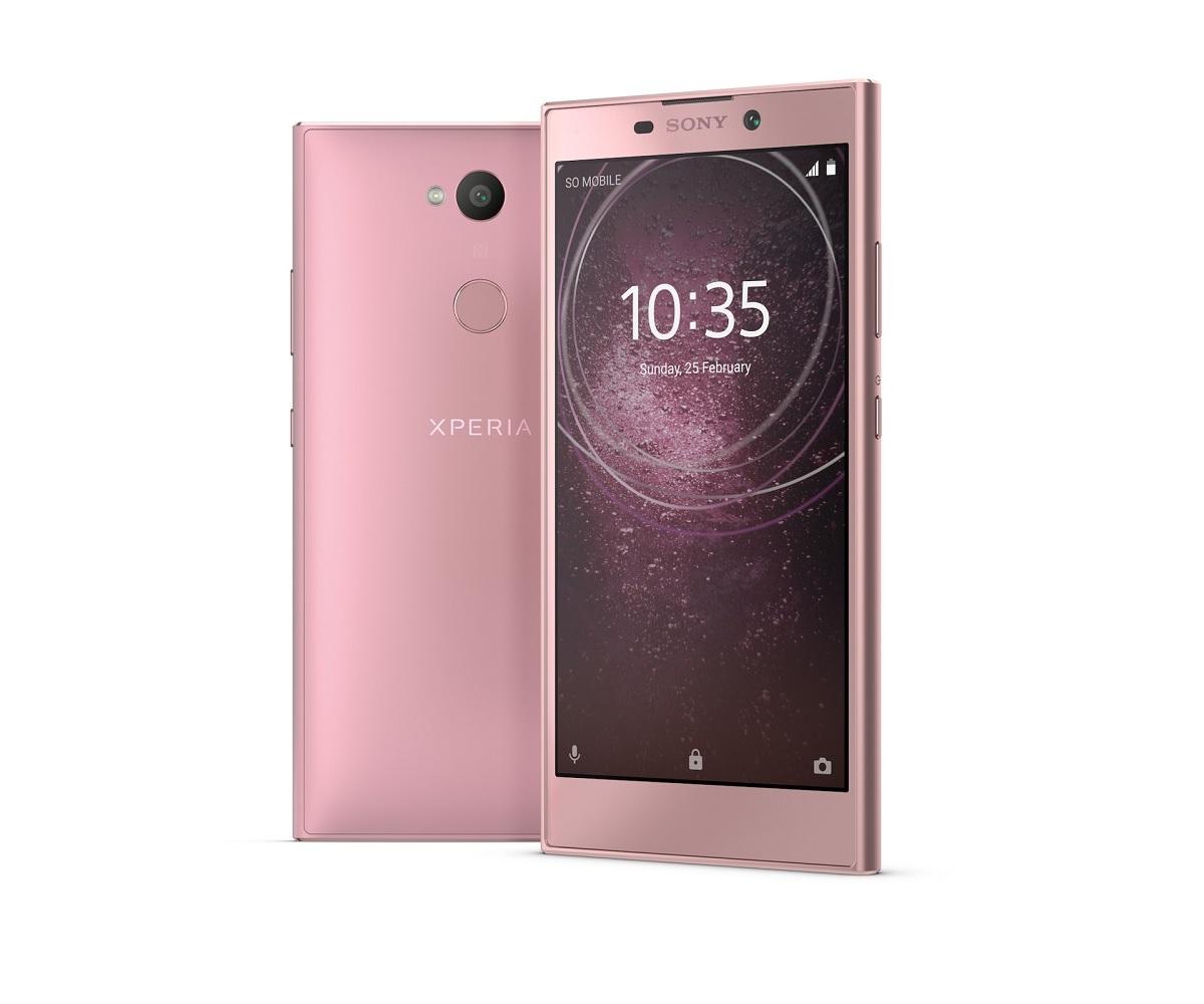 El semestre de smartphones económicos de Sony comenzó con el Xperia L2 anunciado durante la CES 2018