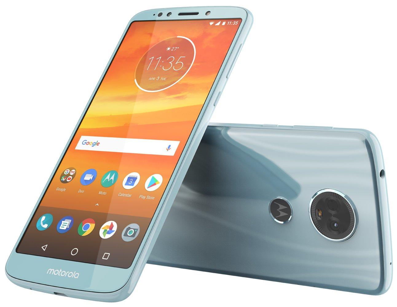 Motorola Moto E5 Plus contaría con una cámara dual en su posterior [Actualizado]