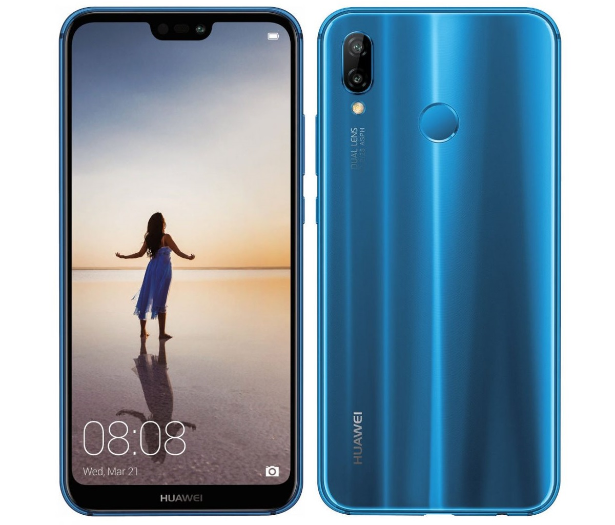 Huawei Nova 3e será anunciado oficialmente en China el 20 de marzo