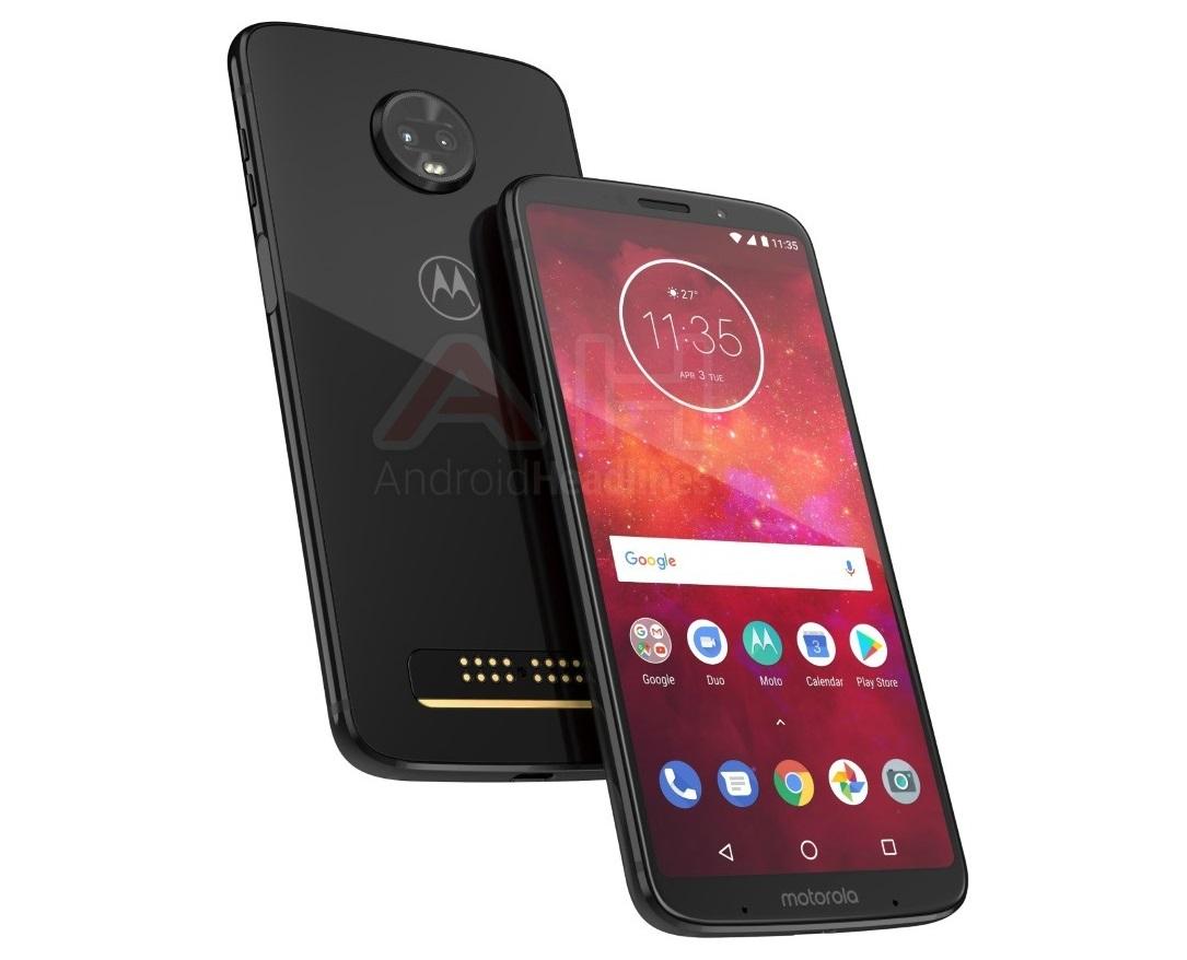 Motorola Moto Z3 Play se presentará primero en Brasil el 6 de junio
