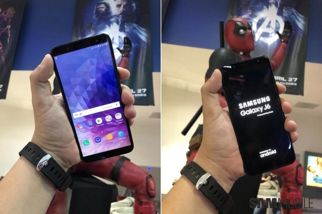 Fotos y características del aún no anunciado Samsung Galaxy J6