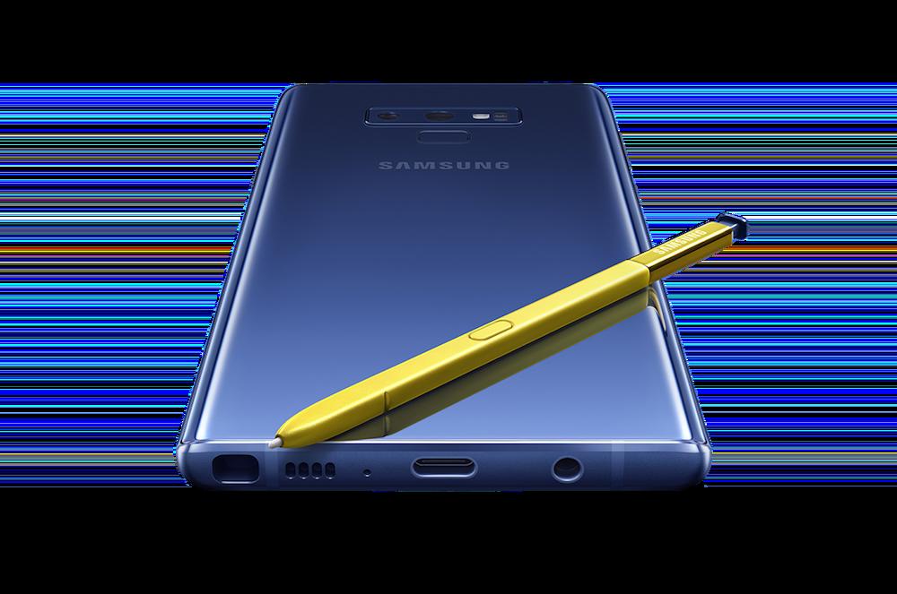 Llegó el día de recibir al Samsung Galaxy Note 9