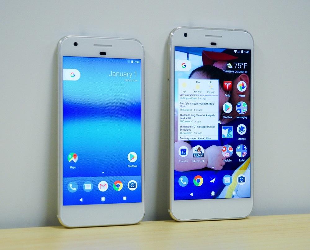 Error con el cargado rápido del Google Pixel y Pixel XL tras Android 9.0 Pie