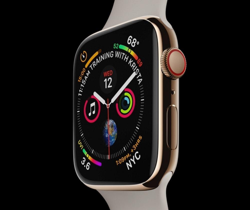 Una nueva generación del reloj más popular del mundo: Apple Watch Series 4