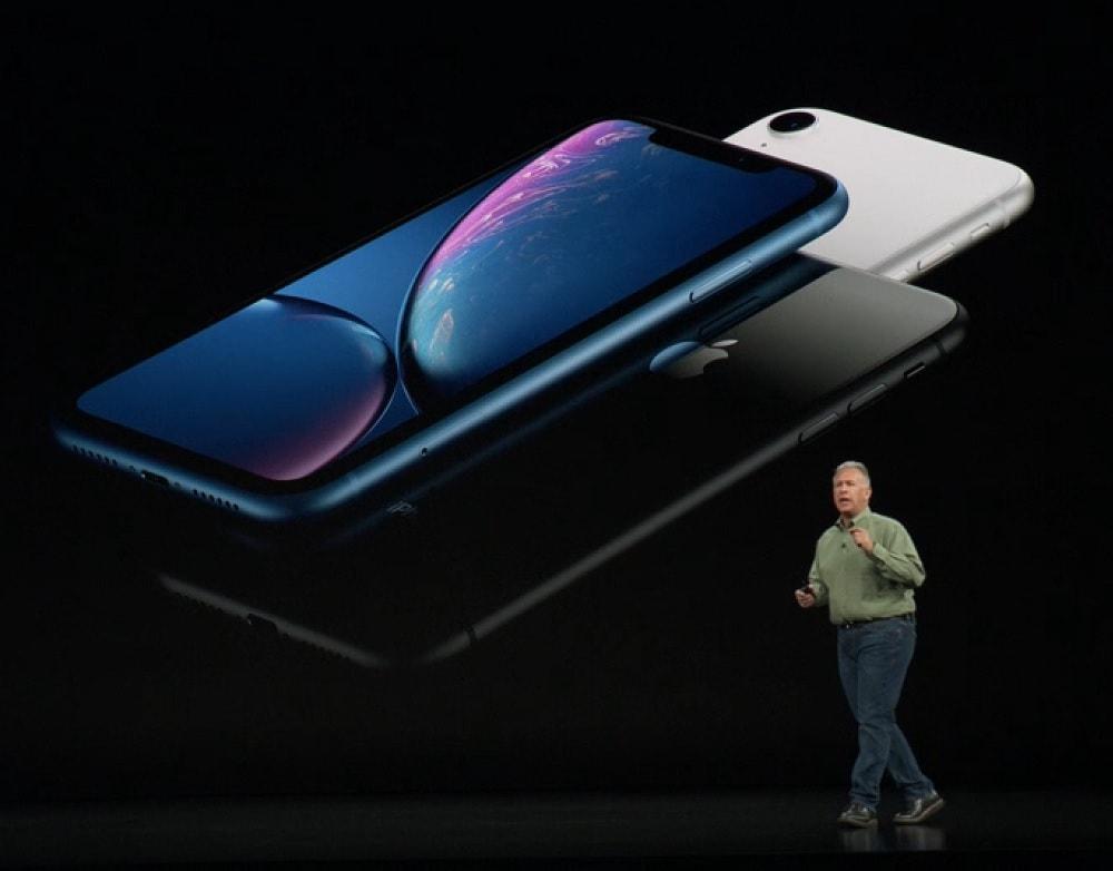 Una opción de lujo más accesible: el iPhone Xr se anuncia oficialmente